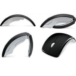 Mouse Wireless Arc Portabil Fara Fir 1600 dpi
