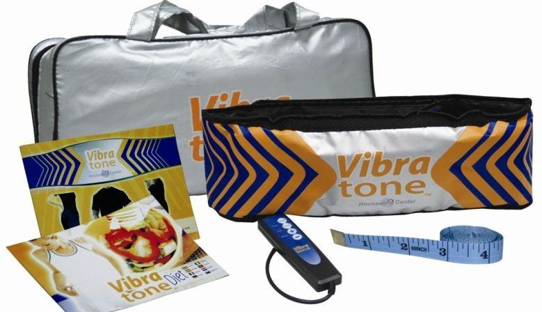 Centura de Vibro Masaj Anticelulitic Vibra Tone
