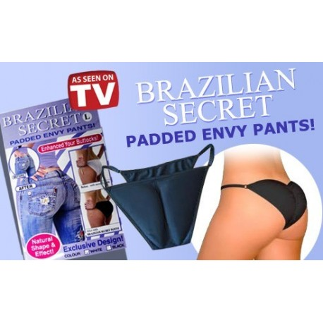 Lenjerie Intima Brazilian Secret cu Efect de Push Up