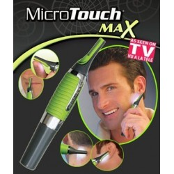 Trimmer Micro Touches Max Pentru Indepartarea Parului Nedorit