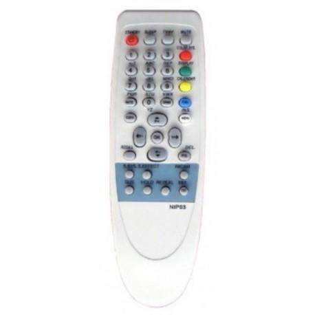 Telecomanda NIP03 Compatibila cu Sunny, Nippon, Schneider, Etc.