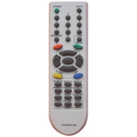 Telecomanda 6710V00124E Compatibila cu LG