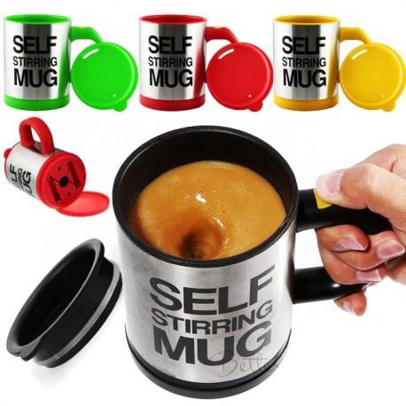 Cana Pentru Nes Self Stirring Mug
