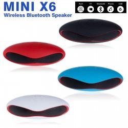 Boxa Bluetooth Mini X6 cu Radioa FM