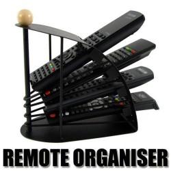 Suport si Organizator de Telecomenzi