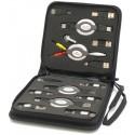Kit Usb Portabil cu 14 Accesorii HV-A08