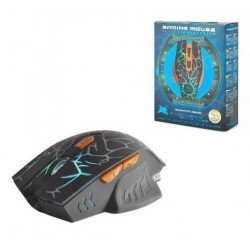 Mouse Optic de Gaming R-horse FC-5600 3200 Dpi cu Butoane Laterale