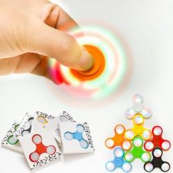 Jucarie Anti-Stres Fidget Spinner cu Led