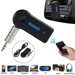 Modulator Fm Car Kit Music Receiver cu Mufa de Conectare Jack 3,5