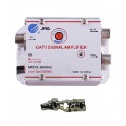 Amplificator de Semnal TV JMA 20 dB