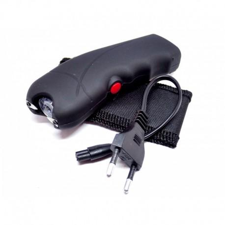 Electrosoc cu Lanterna si Husa TW 309