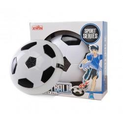 Minge Pneumatica de Fotbal Hover Ball Pentru Interior