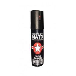 Spray Paralizant Nato Negru Destinat Autoapararii 90 ML