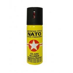 Spray Paralizant Nato Galben Destinat Autoapararii 60 ML