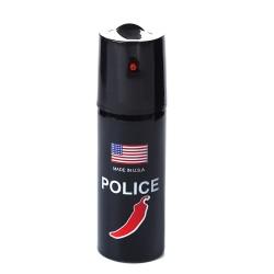 Spray Iritant Police cu Ardei Iute Destinat Autoapararii 60 ML