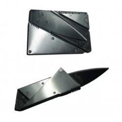Cutit Card Sharp cu Fata Metalica