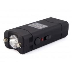 Mini Electrosoc Puternic 5000 KV cu Lanterna si Husa 801