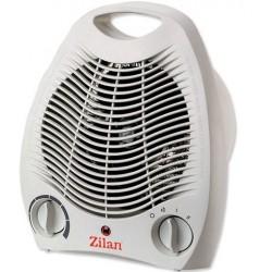 Aeroterma cu Ventilator Zilan, Putere 2000W, Termostat Reglabil si Protectie la Supraincalzire ZLN-6171