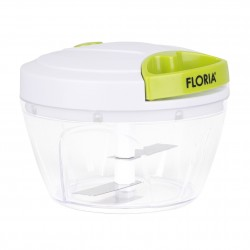 Mini Tocator Manual Floria de Legume cu Lamele din Inox, Mini Chopper, ZLN-2607
