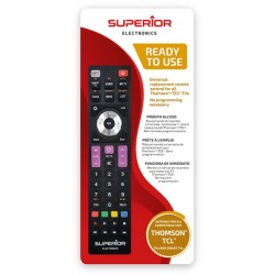 Telecomanda Universala Superior Pentru Tv si Smart Tv Thomson si Tcl Gata de Utilizare