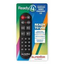 Telecomanda Universala Superior Pentru Tv si Smart Tv Samsung, Sony,  Panasonic si Lg Gata de Utilizare