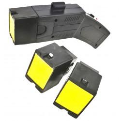 Pistol Profesional Taser cu Electrosoc, Lanterna si Laser