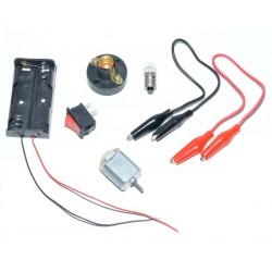 Kit Electric de Scoala cu 7 Piese