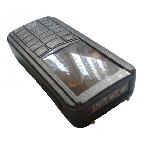 Electrosoc in Forma de Telefon cu Laser si Lanterna 2800 KV