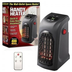 Aparat de incalzit Handy Heater cu Telecomanda
